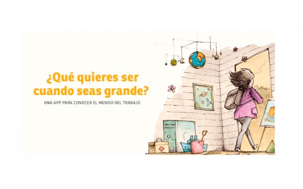 Descarga App para niños sobre el mundo del trabajo y sus riesgos