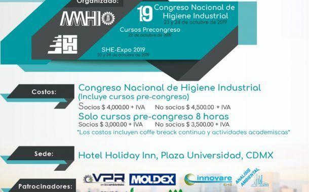 Conoce la oferta de capacitación que la Asociación Mexicana de Higiene Industrial tiene para ti