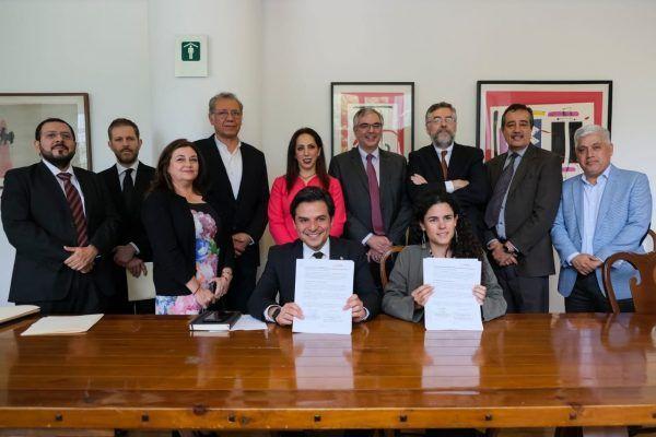 STPS e IMSS firman convenio para fortalecer acceso a la justicia y seguridad social de los trabajadores o sus beneficiarios