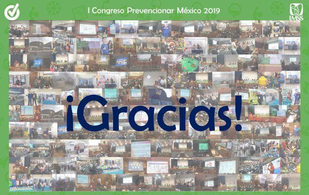 ¡Un éxito, el I Congreso Prevencionar México!