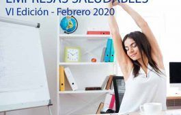 VI Edición Curso Experto en Gestión de Empresas Saludables - Febrero 2020 - Últimas Plazas -