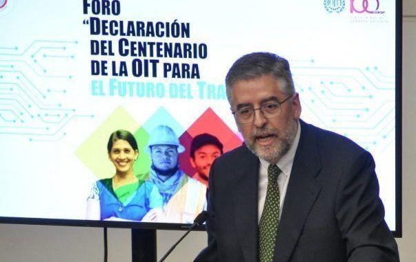 Convoca STPS a discusión amplia para crear la Estrategia Nacional sobre el Futuro del Trabajo