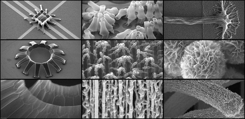¿Qué riesgos se asocian a los nanomateriales?