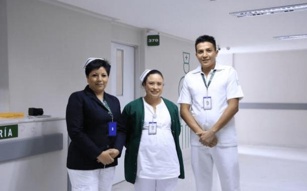 IMSS pionero y a la vanguardia en la capacitación de enfermeras y enfermeros