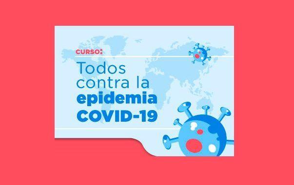 Curso gratuito del IMSS sobre prevención del COVID-19