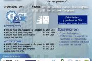 Inscríbete al 20 Congreso Nacional de Higiene Industrial
