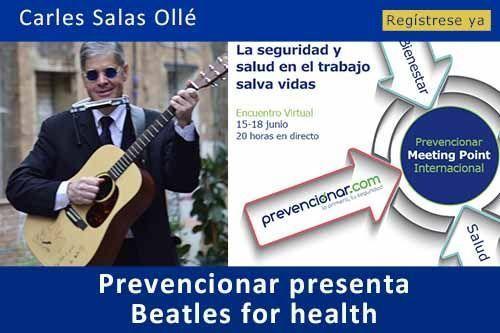 Beatles for Health #ConciertoEnDirecto