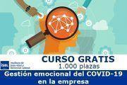 1.000 cupos GRATUITOS para formarse en la «Gestión Emocional del COVID-19»