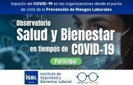 Observatorio Salud y Bienestar en tiempos de COVID 19 ¿participas?