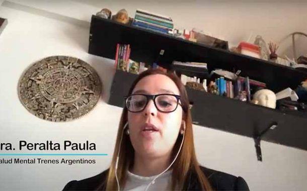 La Dra. Paula Peralta de Trenes Argentinos opina de su paso por el Master de Empresas Saludables