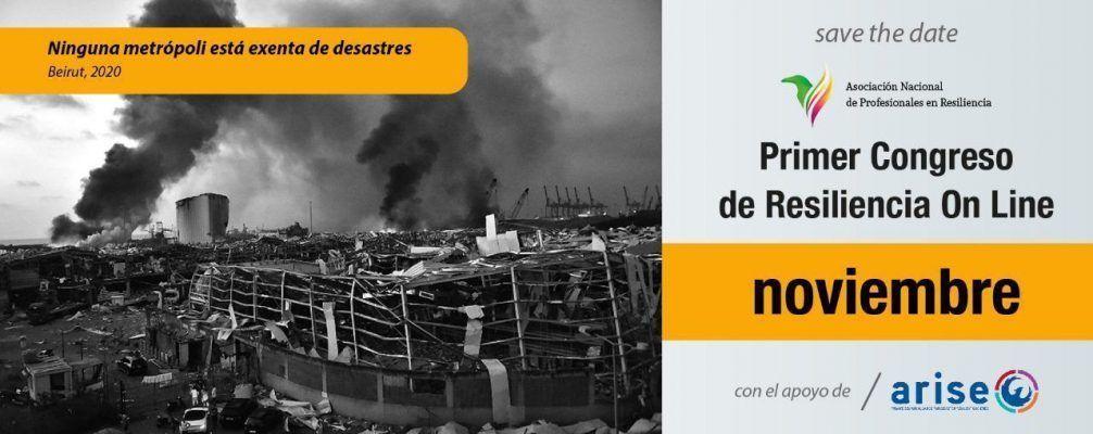 ANPROGERI anuncia su Primer Congreso de Resiliencia Online