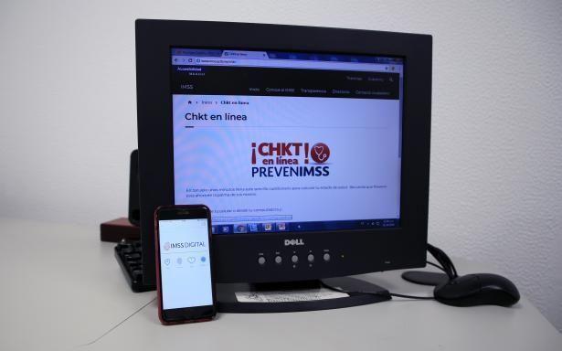 Con CHKT en Línea IMSS identifica y atiende oportunamente a personas con riesgo de padecer cáncer de mama