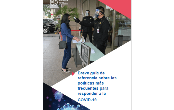 Descargar: Guía de referencia sobre las políticas más frecuentes para responder a la COVID 19