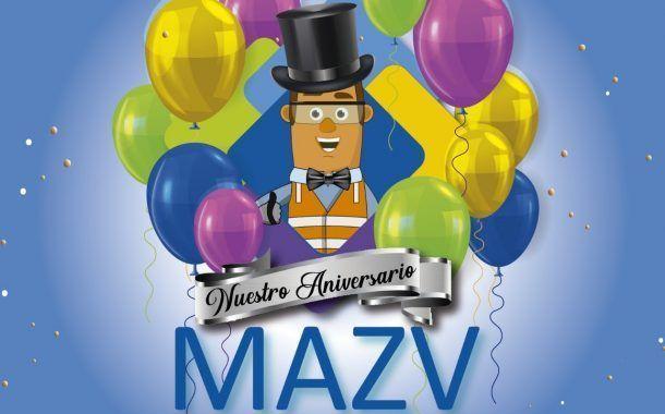 Celebra el Aniversario de MAZV Consultoría y capacítate sin costo