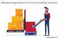 Medidas de seguridad en el uso de transpaletas eléctricas