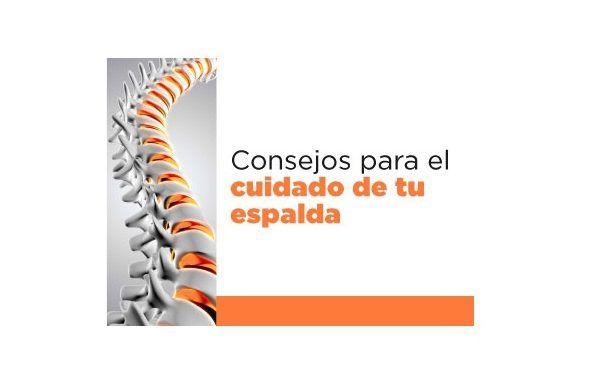 Nuevo curso CLIMSS: Consejos para el cuidado de tu espalda
