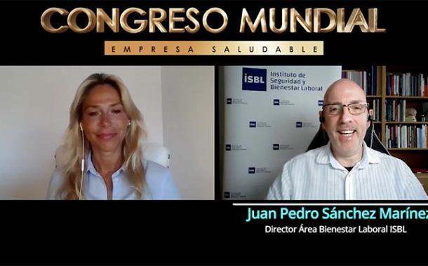 """Francisca Sanhueza: """"Nos guste o no nos guste estamos en una era donde las personas tienen que ser el centro de nuestra compañía"""""""