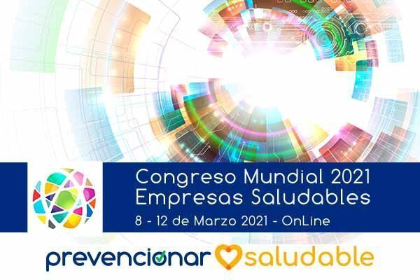 Congreso Mundial Empresa Saludable ¿te lo vas a perder?