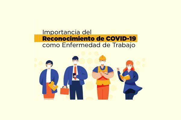 Nuevo curso CLIMSS: Importancia del Reconocimiento de COVID-19 como Enfermedad de Trabajo