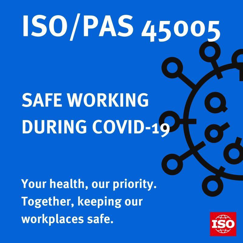 Descarga gratis: ISO/PAS 45005