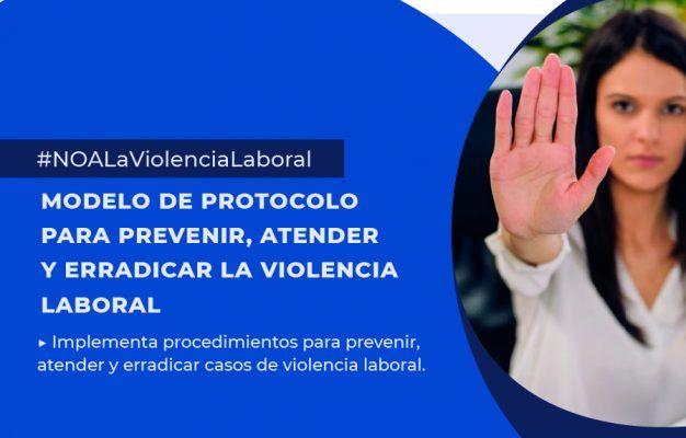 Revive el Panel Virtual STPS: Protocolo de Violencia Laboral