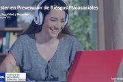 II Edición Máster en Prevención de Riesgos Psicosociales - Octubre 2021 - Matriculas Abiertas