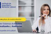 Master Sistemas de Gestión Normalizados y Auditorías - Inicio 12 de Octubre 2021