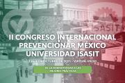 Ha sido publicada la Convocatoria para los carteles y presentaciones orales del II Congreso Internacional Prevencionar México - Universidad ISASIT