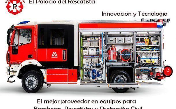 Fundamental continuar con la compra de unidades para bomberos y protección civil.