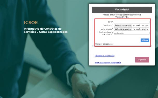 ¿Qué es el ICSOE del Instituto Mexicano del Seguro Social?