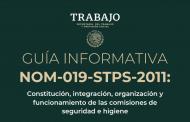Descarga: Nueva Guía Informativa de la NOM-019-STPS-2011