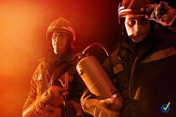 ¿Quién fue el inventor del extintor?