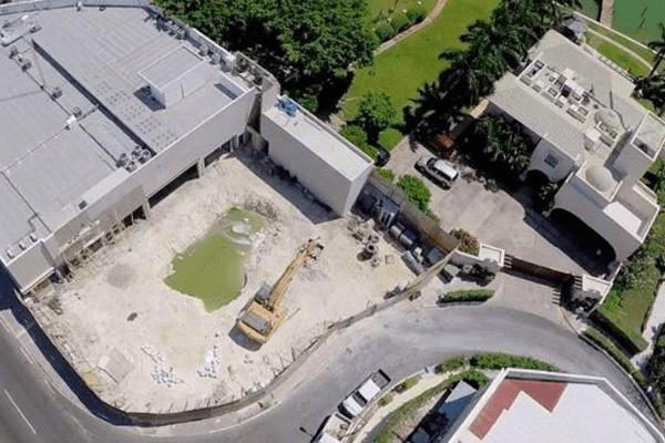 ASE construcción de gasolinera de Cancún turnada por Profepa