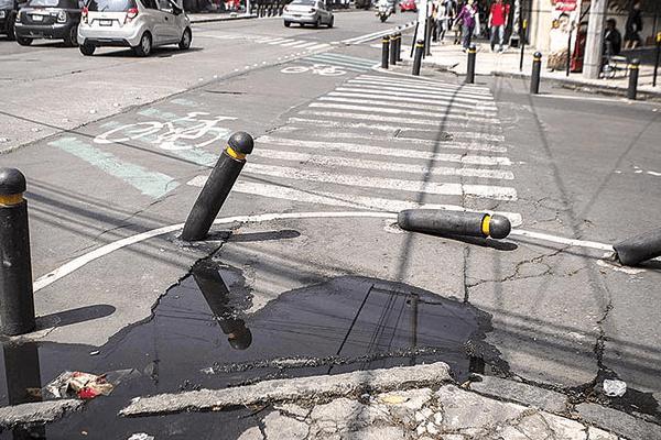 Percepción vial: Inseguros 72% de los peatones