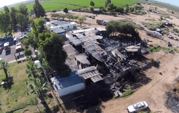 Incendio consume asilo para ancianos en México y deja 16 muertos