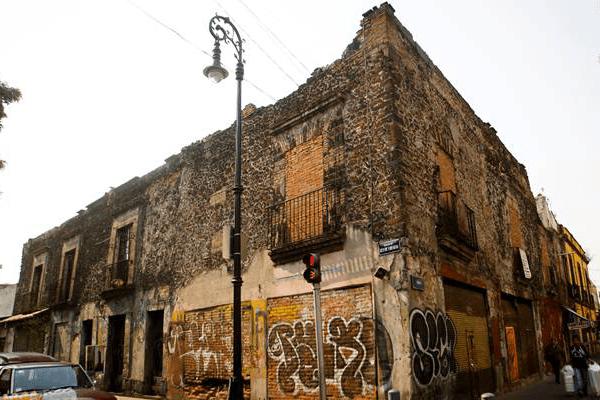 Edificios-Protección