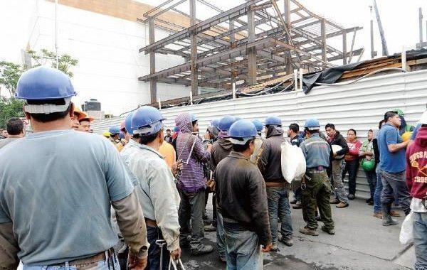 Muere trabajador y suspenden obra de ampliación de Parque Delta