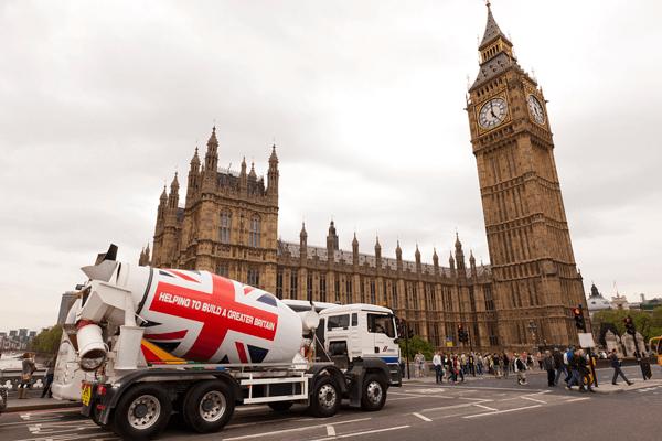 Reconocen seguridad vial de Cemex en Reino Unido