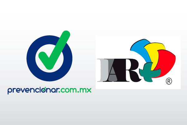 ¡En la comunidad Prevencionar México damos la bienvenida al IIAR!
