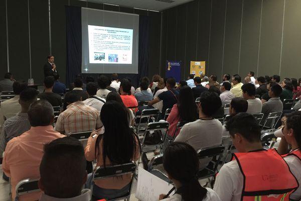 Concluye con éxito el 1er Coloquio en Seguridad y Salud en la Industria de la Construcción