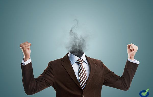Infografía: ¿Cómo saber si padeces síndrome de Burnout?