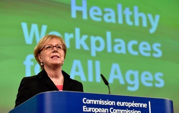 ¡Conoce el material digital de la EU-OSHA!: Trabajos saludables en cada edad