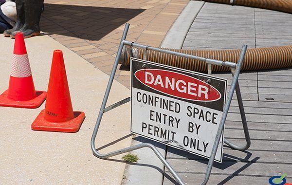 Trabajo Seguro en Espacios Confinados