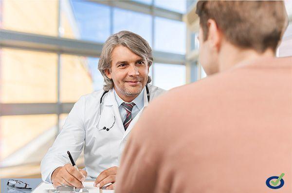 Doctor, Patient, Medical Exam.