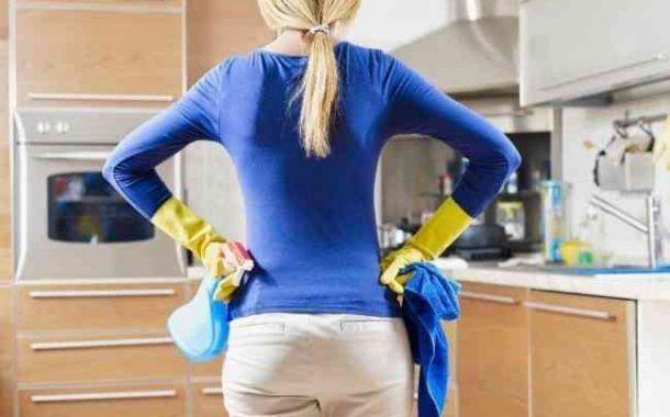 Accidentes en el trabajo doméstico: recomendaciones