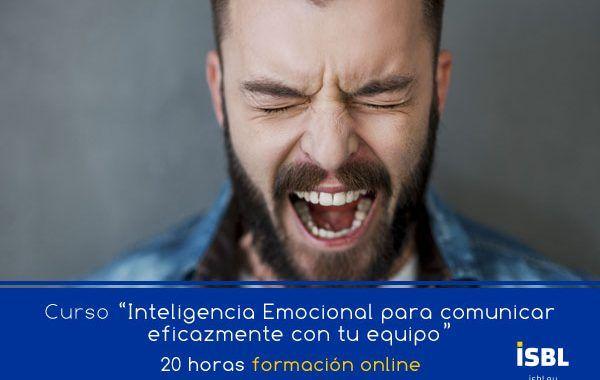 Curso En Linea: Inteligencia Emocional para comunicar eficazmente con tu equipo