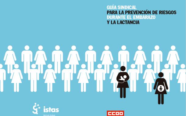 Descarga: Guía para la prevención de riesgos para la reproducción, embarazo y lactancia