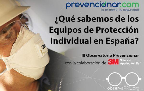 I Observatorio sobre el uso de Equipos de Protección Personal (EPP)