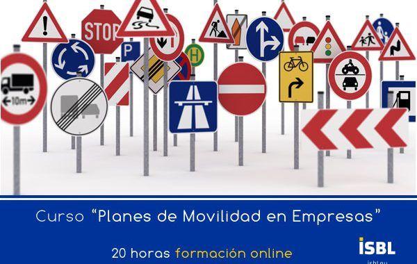 Curso En Linea: Realización de Planes de Movilidad de Empresas