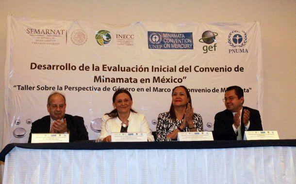 México y su compromiso con el Convenio de Minamata